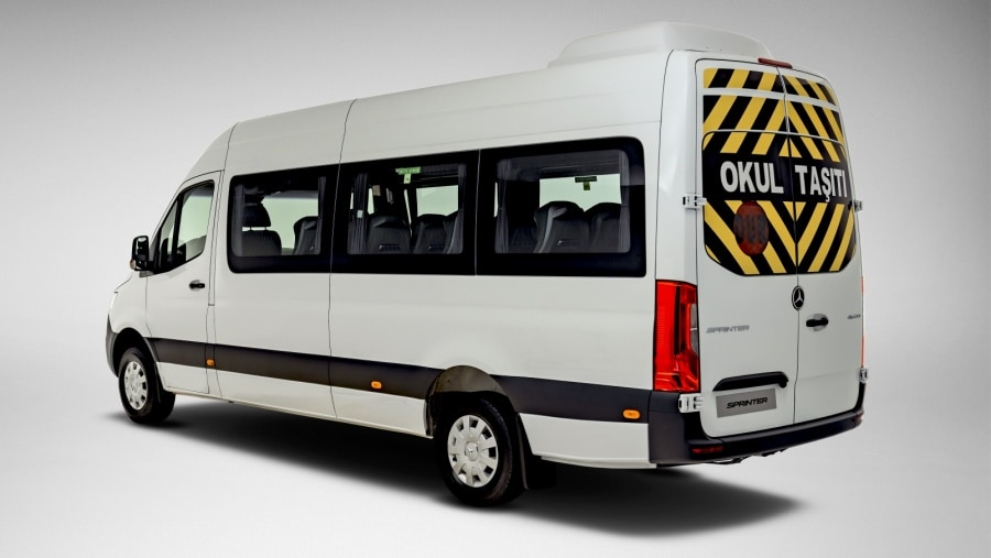 Sprinter Minibus Okul Servisi Mercedes Benz