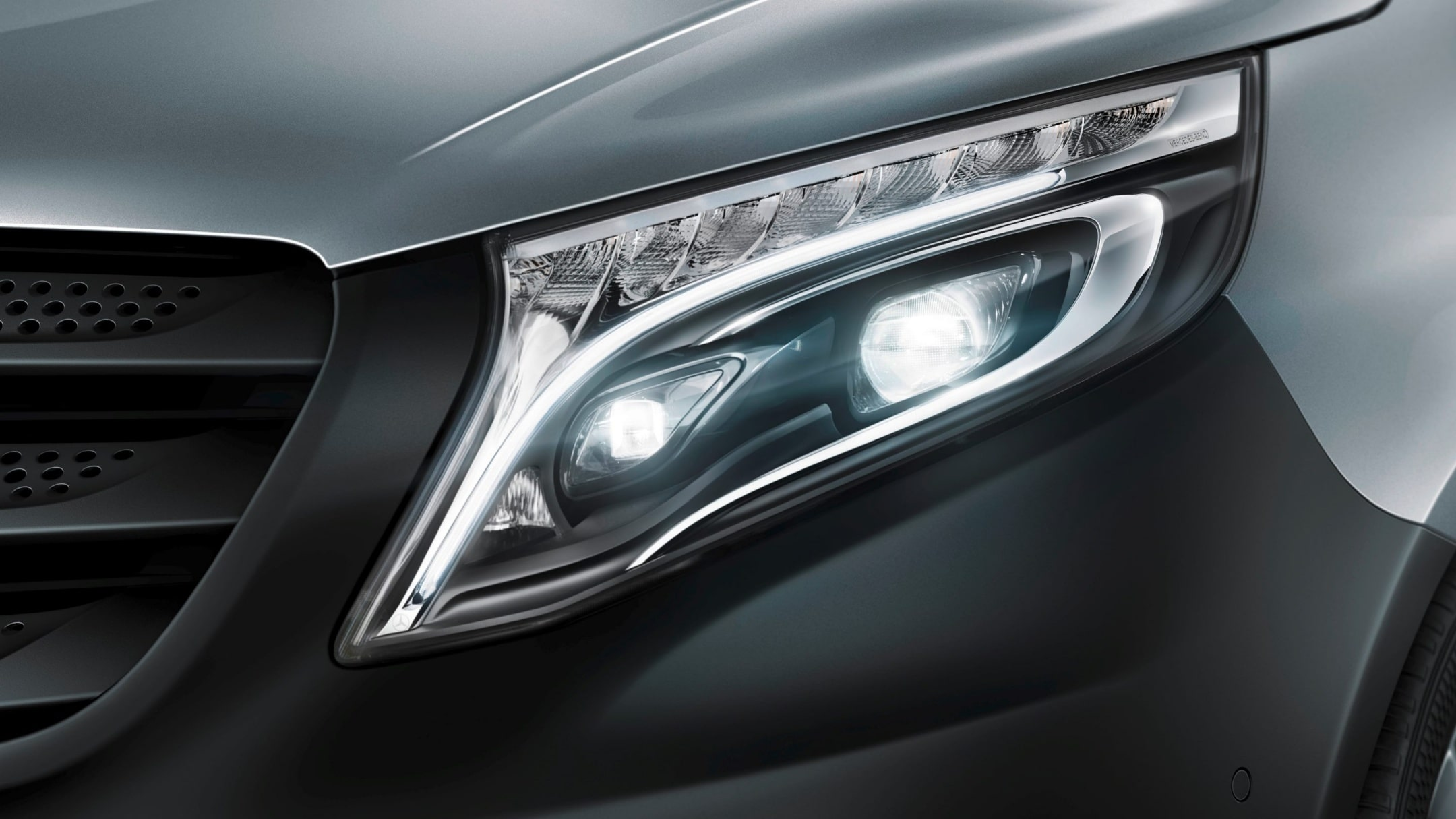 Vito Tourer, LED Intelligent Light System (akıllı ışık sistemi)